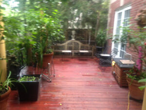 Charming studio apartment 100 meters from Ivey Spencer Hall