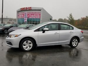 2015 Honda Civic LX  Extended Warranty!