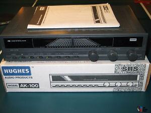 Hughs AK-100 Sound Retrieval System