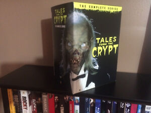 Tales from the crypt complete series DVD