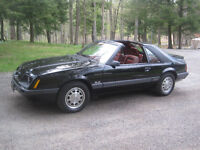 1986 MUSTANG GT T-TOPS LOADED LIKE NEW