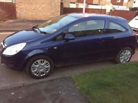 Corsa 1.2 offers!! low mileage!