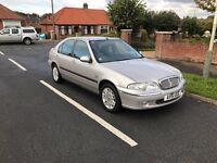 Rover ,Full 12 months mot ,nice car ,lots of history ,2 owners,85k