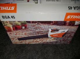 Stihl leafblower BGA45