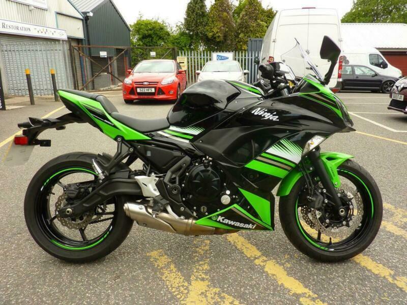 Kawasaki Ninja 650 KRT 1 owner FSH VGC 2262 miles | in Orrell, Manchester |  Gumtree