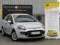 Fiat Punto Evo 1.4 8V ACTIVE (white) 2010