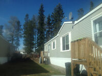 Mobile Home with/without Lot, Tumbler Ridge, BC, furnished/unfur