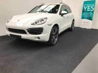 Porsche Cayenne s 4.2 v8 diesel lovely spec finance avaialable