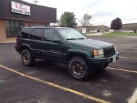 98 Jeep Grand Cherokee (ETested)