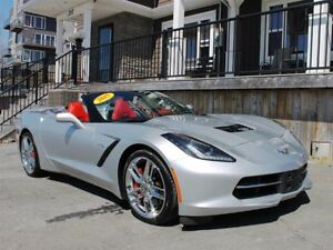 2015 Chevrolet Corvette Z51 Stingray - 3LT / Auto  JUST REDUCED!