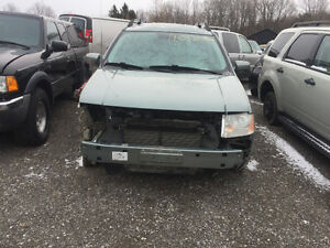 2006 Ford Freestyle PART OUT!