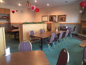 Restaurant + bar & motel FOR SALE!