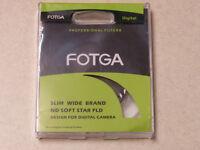 Filters & batteries for digital cameras