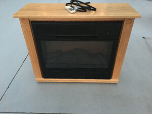 Strictly Amish fireplace / heater