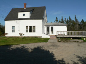 House for Rent in Wedgeport, July 15