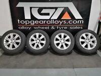 "18"" Genuine OEM Range Rover Evoque Style 706 Alloy Wheels & Tyres GJ32-1007-AB"