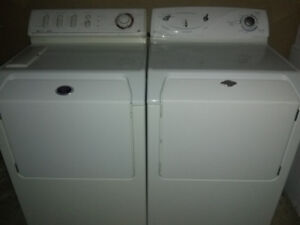 Front Load Washer/Dryer Set (Electric)