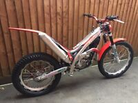 Gasgas txt pro 250 trials bike 2006