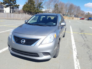2014 Nissan Versa for sale