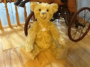 Steiff Baerle 43 Pab 1904 Kitchener / Waterloo Kitchener Area image 4
