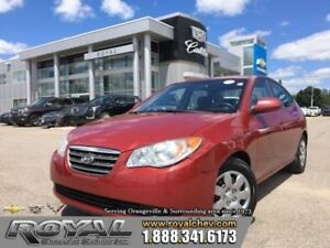 2009 Hyundai Elantra CERTIFIED  LOW KM * AUTOMATIC