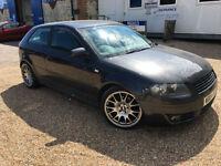 2004 '04' Audi A3 Sport TDi DSG. Diesel. AUTO. Modified. Automatic. Px Swap