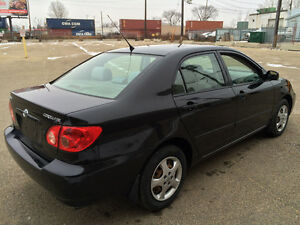 2008 TOYOTA COROLLA CE......NO ACCIDENTS CLEAN CARPROOF Edmonton Edmonton Area image 7