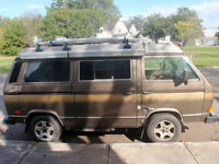 VW Westfalia / Vanagon - TDI Conversion