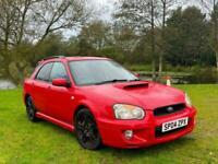 2004 Subaru Impreza 2.0 WRX AWD Turbo 5dr** FULL HISTORY** CAMBELT DONE ** PX PO
