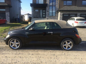 PT CRUISER GT CONVERTIBLE 2005 AUTO 54000KM IMPECCABLE $5900