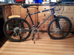 21 speed rocky mountain fusion 18 inch frame