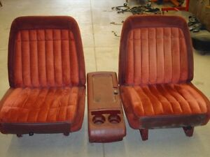 bucket seats GMC/Chevy truck Windsor Region Ontario image 1
