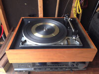 "Wanted: Old Vintage Dual Turntables ""I will pay you cash and pic"