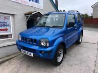 Suzuki Jimny JLX 1.3L £1995!!
