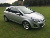 2014 64 Vauxhall/Opel Corsa 1.4i 16v ( 100ps ) ( a/c ) SXi