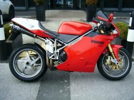 DUCATI 748R - 2004-04- ONLY 6044 MILES - NUMBER 891