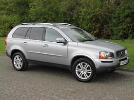 2010 Volvo XC90 2.4 D5 SE Auto Geartronic AWD 7 Seater Diesel 4x4 185 bhp
