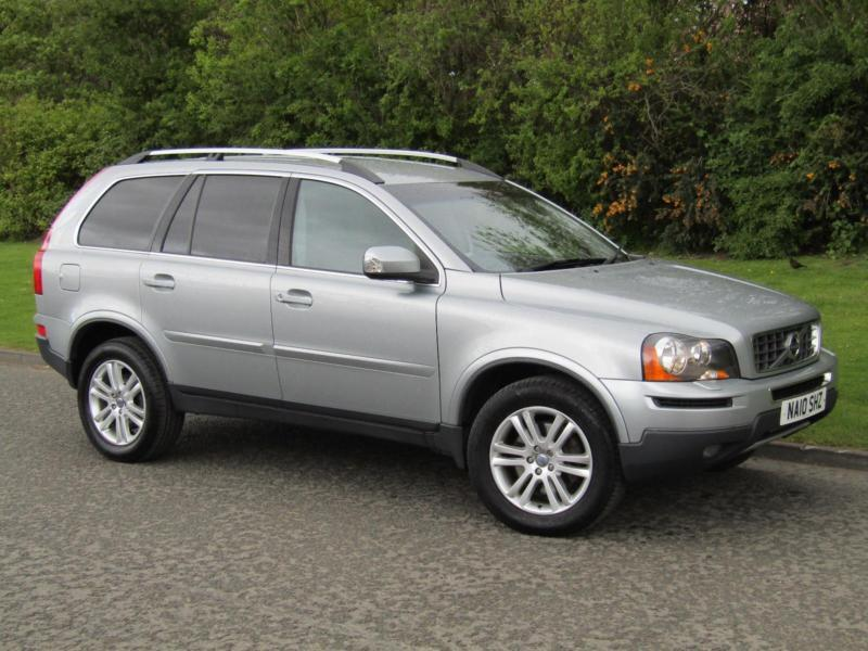2010 volvo xc90 2 4 d5 se auto geartronic awd 7 seater diesel 4x4 185 bhp in hexham. Black Bedroom Furniture Sets. Home Design Ideas