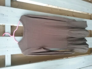Brown dresse for little girls