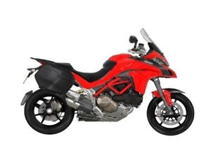 2016 Ducati Multistrada 1200 Touring Package Red