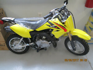 Suzuki DR-Z 125 on SALE