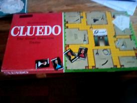 Original Cluedo Game