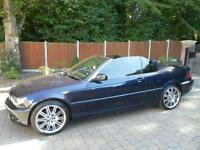 2003 03 REG BMW 3 Series 325i Convertible Automatic - PETROL