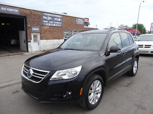 VOLKS TIGUAN 2009 AUTOMATIQUE 4*4