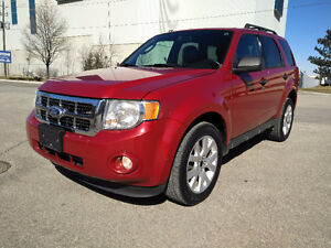 2010 Ford Escape XLT 4WD SUV,certified+1 year free warranty