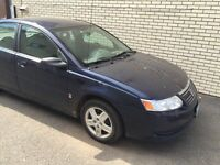 2007 Saturn Ion w/ 2 Winter Tires / Selling for $600 As Is / OBO