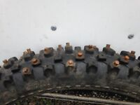 30/100-21 Motocross tire With Ice Studs