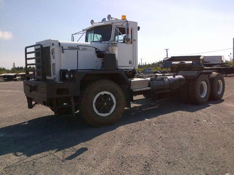 Kijiji Edmonton Heavy Trucks: Kenworth C540 Prime Mover With Trailer
