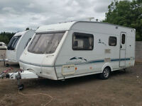Swift Challenger 530 SE. (2002) Side Dinette. Excellent Condition. Family Van