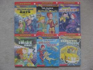 The Magic School Chapter Book Lot (6 Books)